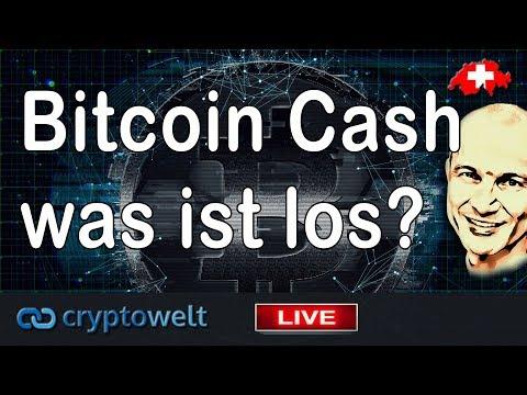 Was ist mit Bitcoin Cash los? Dump und Pump? Hat Bitmain die Finger im Spiel?