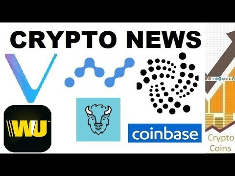 Crypto News: Bison, Western Union, Coinbase Pro, Vechain, IOTA, Nano (17th – 25th of December)
