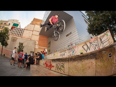 THE ULTIMATE CITY FOR BMX (A BCN FILM)