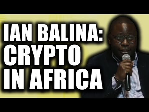 Ian Balina Cryptocurrency AMA Comes The Motherland: Uganda World Tour