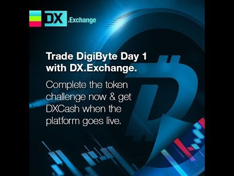 DigiByte (DGB) – DX.Exchange Live Jan 7th – ELLIPAL Wallet  – and More