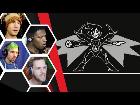 Let's Players Reaction To Seeing/Killing Mettaton Neo | Undertale (Genocide)