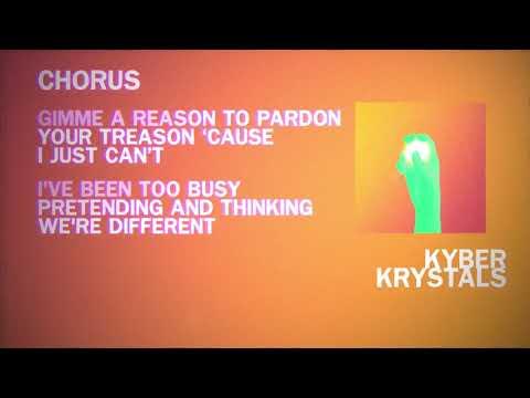 TAKING BACK MY LIFE (QUIET RIOT) LYRIC VIDEO – KYBER KRYSTALS