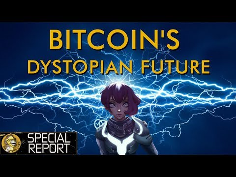 Matrix Style Dystopian Nightmare Future for Bitcoin Mining