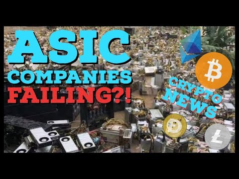 ASIC Miner Makers Failing | Bitmain & Ebang Lose Profits + Staff | Facebook Stablecoin | TRON Arcade