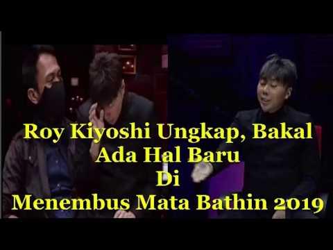 Roy Kiyoshi Ungkap Bakal Ada Hal Baru Di Menembus Mata Bathin 2019