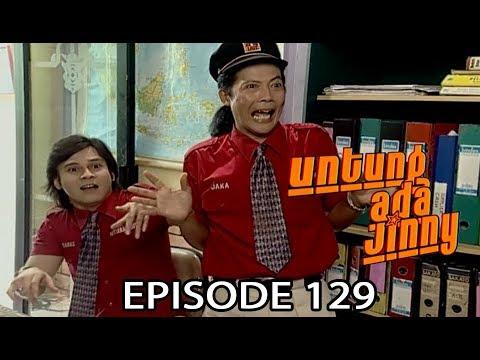 Untung Ada Jinny Episode 129 Part 2 – Tragedi Malam