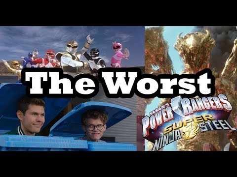 Top 5 WORST Things About the Neo Saban Power Rangers Era