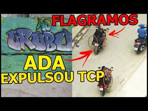 ADA INVADE EXPULSA TCP MORRO DO URUBU