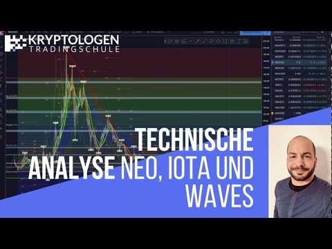 NEO, IOTA und Waves –  Kursanalyse KW52 – Boden wo bist Du?