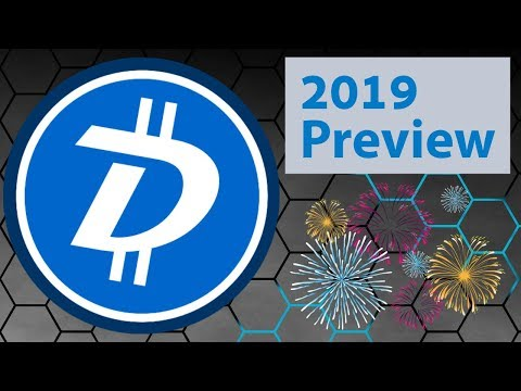 DigiByte(DGB) *Official* 2019 Preview (Price, Future, Potential)
