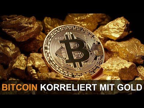 BITCOIN KORRELIERT MIT GOLD