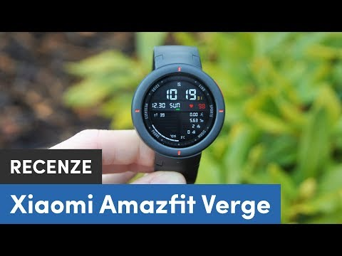 Xiaomi Amazfit Verge: recenze