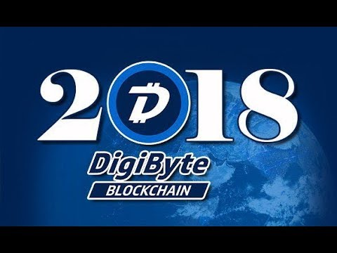 DigiByte #DGB – 2018 In Review – What to Expect in 2019