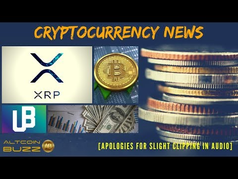XRP, Unibright UBT and more – Cryptocurrency News