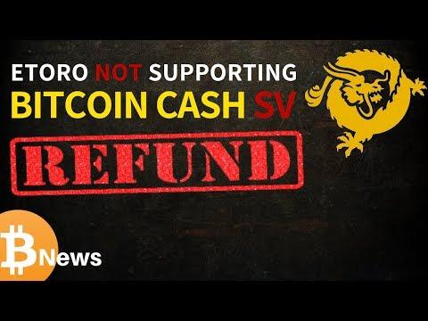 Bitcoin Cash SV Refund! Wells Fargo FUD, and EOS Exchange – Today's Crypto News