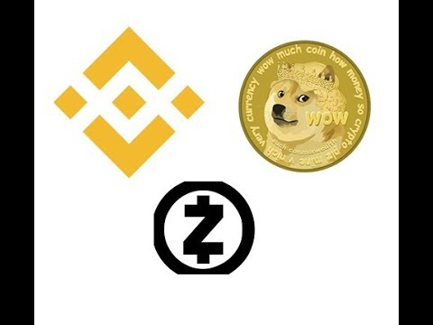 DOGECOIN(DOGE), Binance Coin(BNB), Zcash(ZEC) predictions