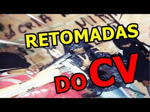 CV REORGANIZA E RETOMA MORRO OTTO E NOVA GRÉCIA ADA