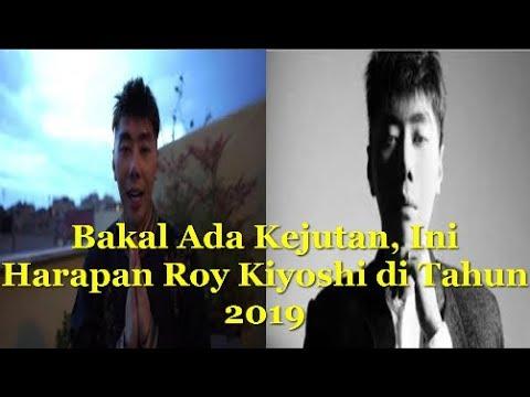 Bakal Ada Kejutan.., Ini Harapan Roy Kiyoshi di Tahun 2019