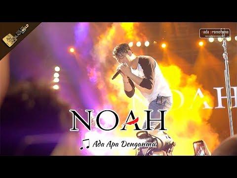 NOAH TERBARU | Ada Apa Denganmu | Apache Feel The BLACKGOLD Concert | LAMPUNG 18 November 2017