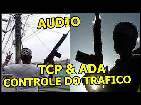 AUDIO TCP E ADA DISCUTINDO CONTROLE DO TRAFICO MORRO URUBU