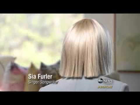 Sia sits down with Chris Connelly for Nightline