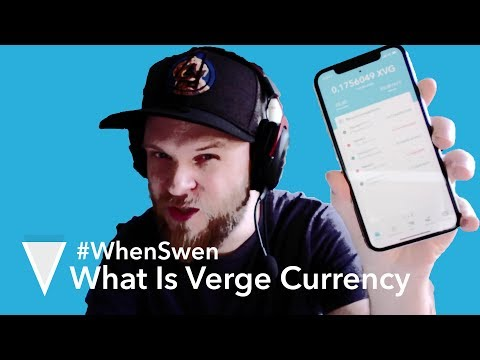 What Is Verge Currency?