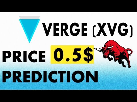 VERGE XVG COIN PRICE PREDICTION | VERGE NEWS TODAY  | 0.5 $ SOON ON 2019  #GAMESZCRYPTO