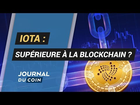 ANALYSE IOTA : LE TANGLE PEUT-IL CONCURRENCER LA BLOCKCHAIN ?