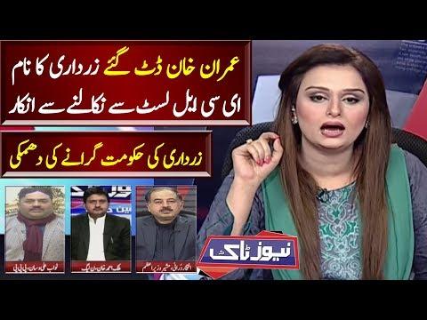 Asif Zardari Ki PTI Govt Giraane Ki Dhamki | News Talk | Neo News