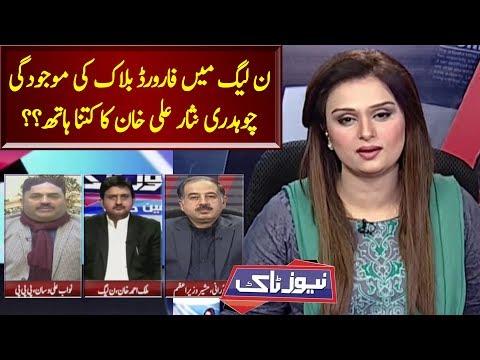 PML N Forward Block…Is Ch Nisar Behind it? | News Talk | Neo News