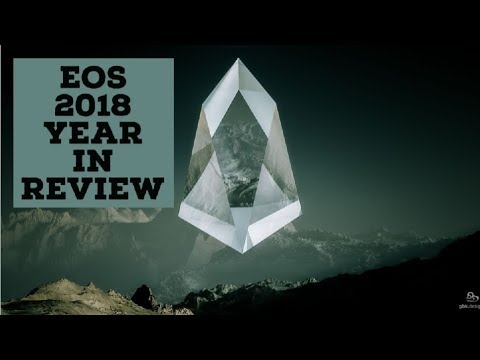 EOS 2018: A Year In Review + What To Expect For 2019!