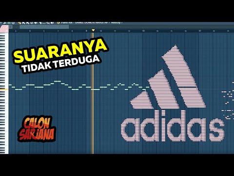 Ternyata Beginilah Suara Asli dari Logo Adidas Jika Diputar… *TIDAK ADA YANG NYANGKA*