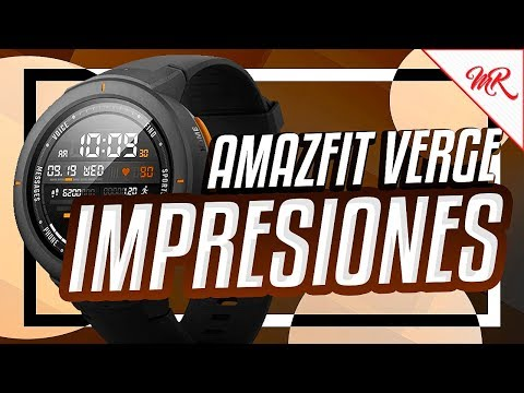AMAZFIT VERGE ya está en ESPAÑOL 🇪🇦 ◊ Mis impresiones!!