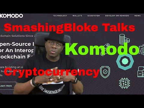 SmashingBloke Talks Komodo Cryptocurrency