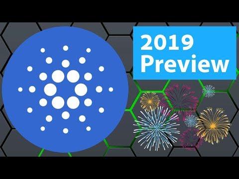 Cardano(ADA) *Official* 2019 Preview (Price, Future, Prediction)