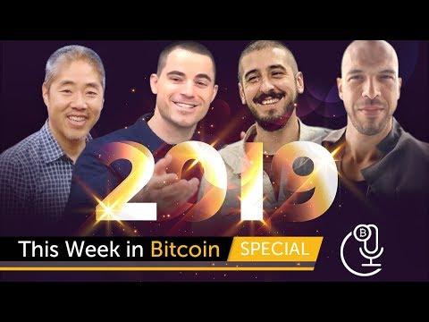 2019 Predictions Bitcoin.com Podcast – w Roger Ver, Gabriel Cardona, Vin Armani, Miko Matsumura