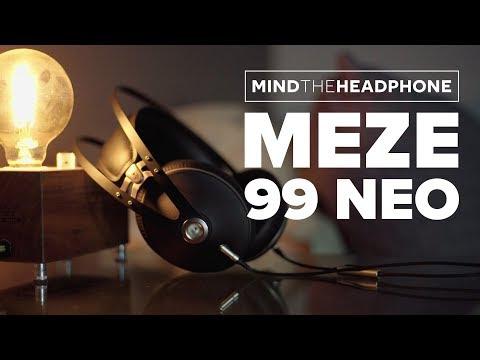 ARTE NO DESIGN E NO SOM: Meze 99 Neo