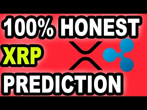 Ripple XRP 2019 – My 100% Honest Price Prediction | $xrp$ @xrp