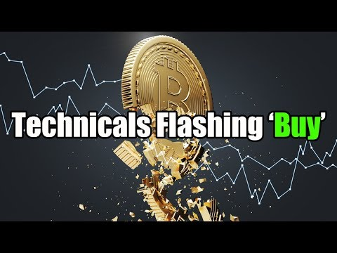 Crypto Technicals Flashing 'Buy' – Bitcoin and Cryptocurrency News