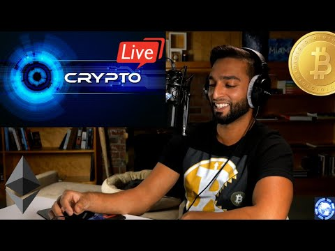 Cryptocurrency News LIVE! – Bitcoin, Ethereum, Tron, & More Crypto News! (January 4th, 2018)