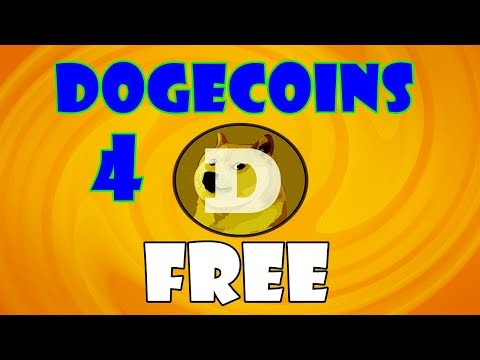 DOGECOINS4FREE | FREE DOGECOIN CADA 15 MINUTOS FAUCET, LOTERIA, PRUEBAS DE PAGO.