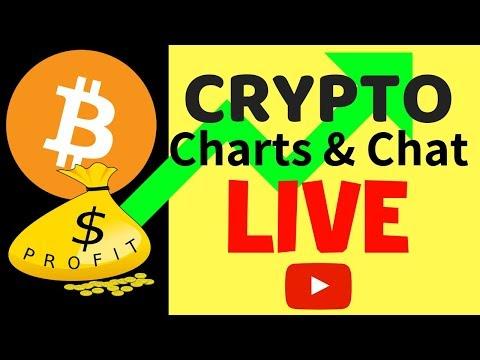 BTC, EOS, TRX, XRP, XMR Bullish? – LIVE Charts Trading & Chat
