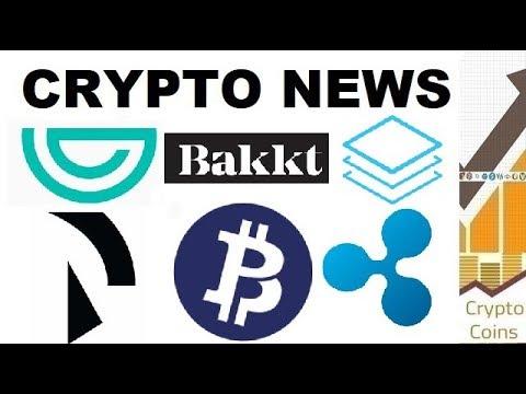 Crypto News: Bitcoin Private, Raiden, Bakkt, Genesis Vision, Stratis, Ripple (end of December)