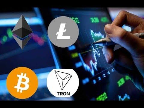 Litecoin & Tron Surging/Charts/Free Crypto Sites/Eobot 5.0/Cointiply EP 144