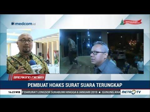 KPU: Jangan Ada Lagi Pihak yang Mengganggu Pelaksanaan Pemilu
