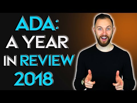 Cardano ADA: A Year in Review