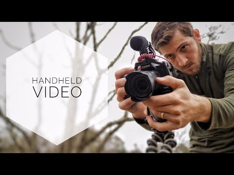 Handheld Video Tips For The Canon Eos M50