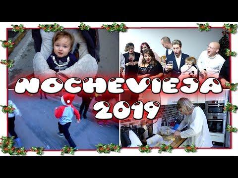 NOCHEVIEJA 2019 Neo Casi Se Atraganta Con Las Uvas