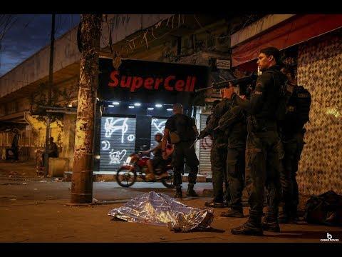Operação da Policia na favela do Jacarezinho após morte de PM em arrastão – BCN NEW